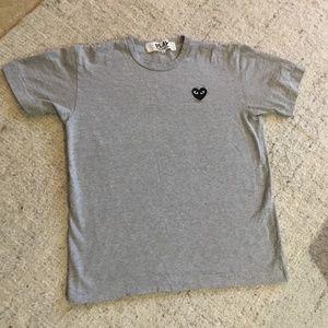 Comes des Garçons Play T-Shirt